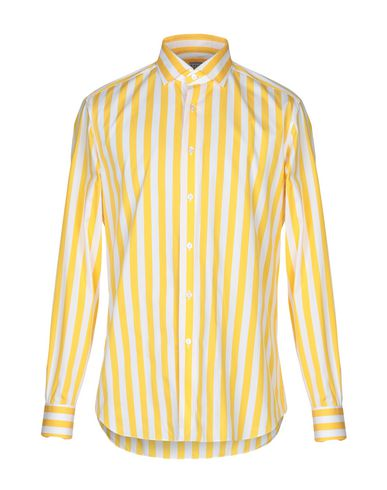 3a848c1f1853 Xacus Striped Shirt - Men Xacus Striped Shirts online on YOOX ...