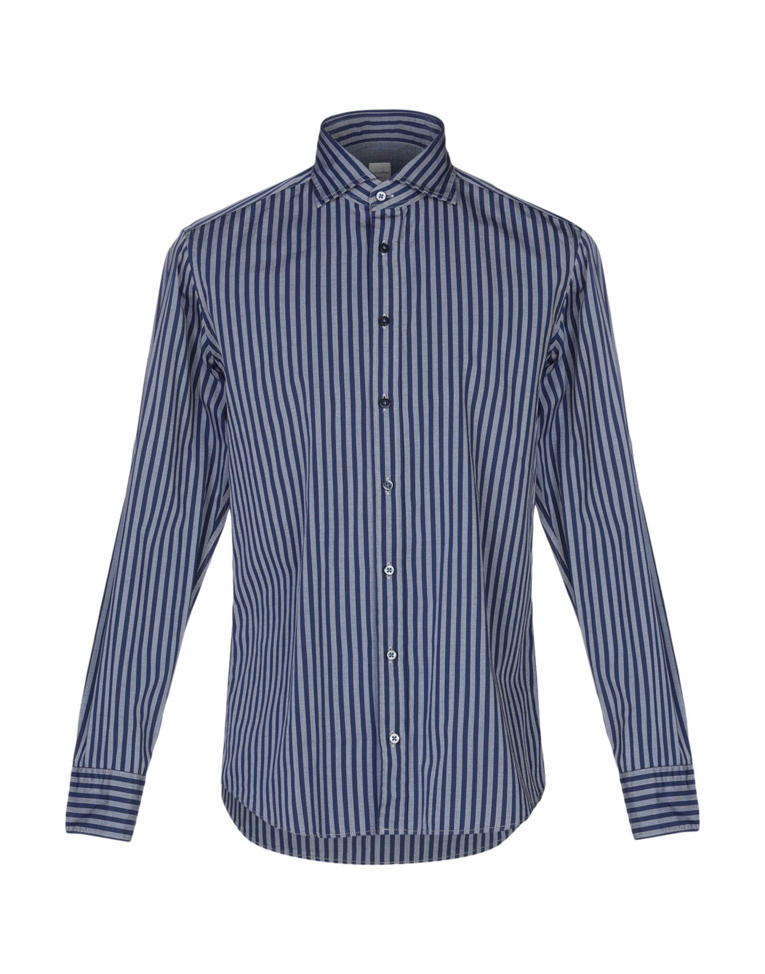 Camicia A Righe Bastoncino herren - 38798559MB