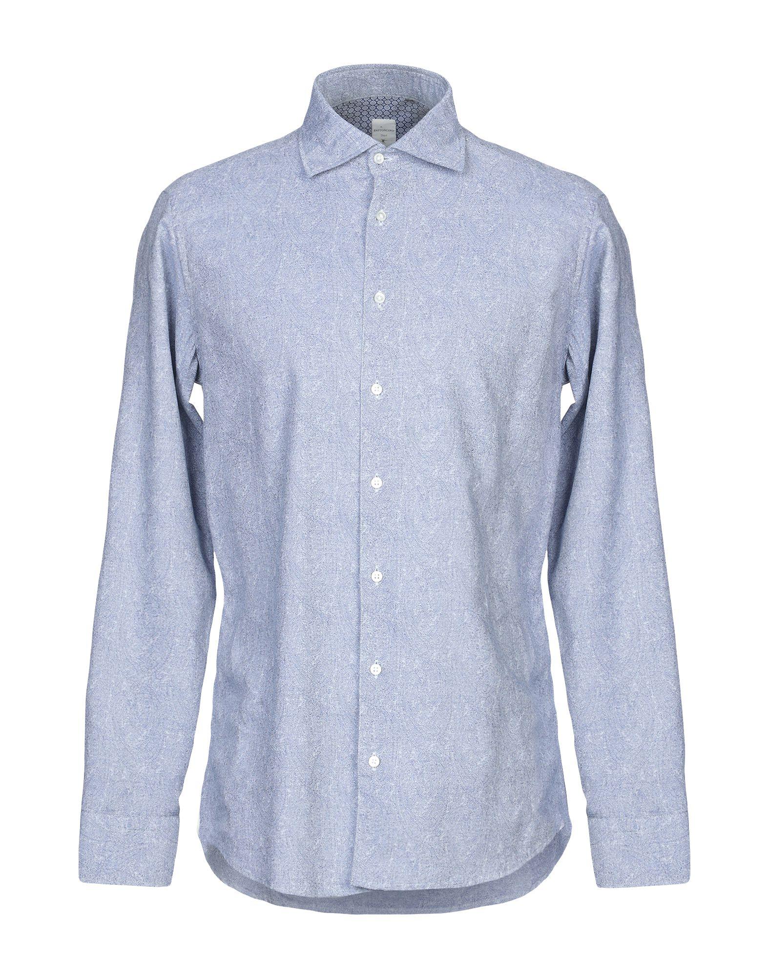 Camicia Fantasia Bastoncino uomo uomo - 38798595TO  Alles in hoher Qualität und günstigem Preis