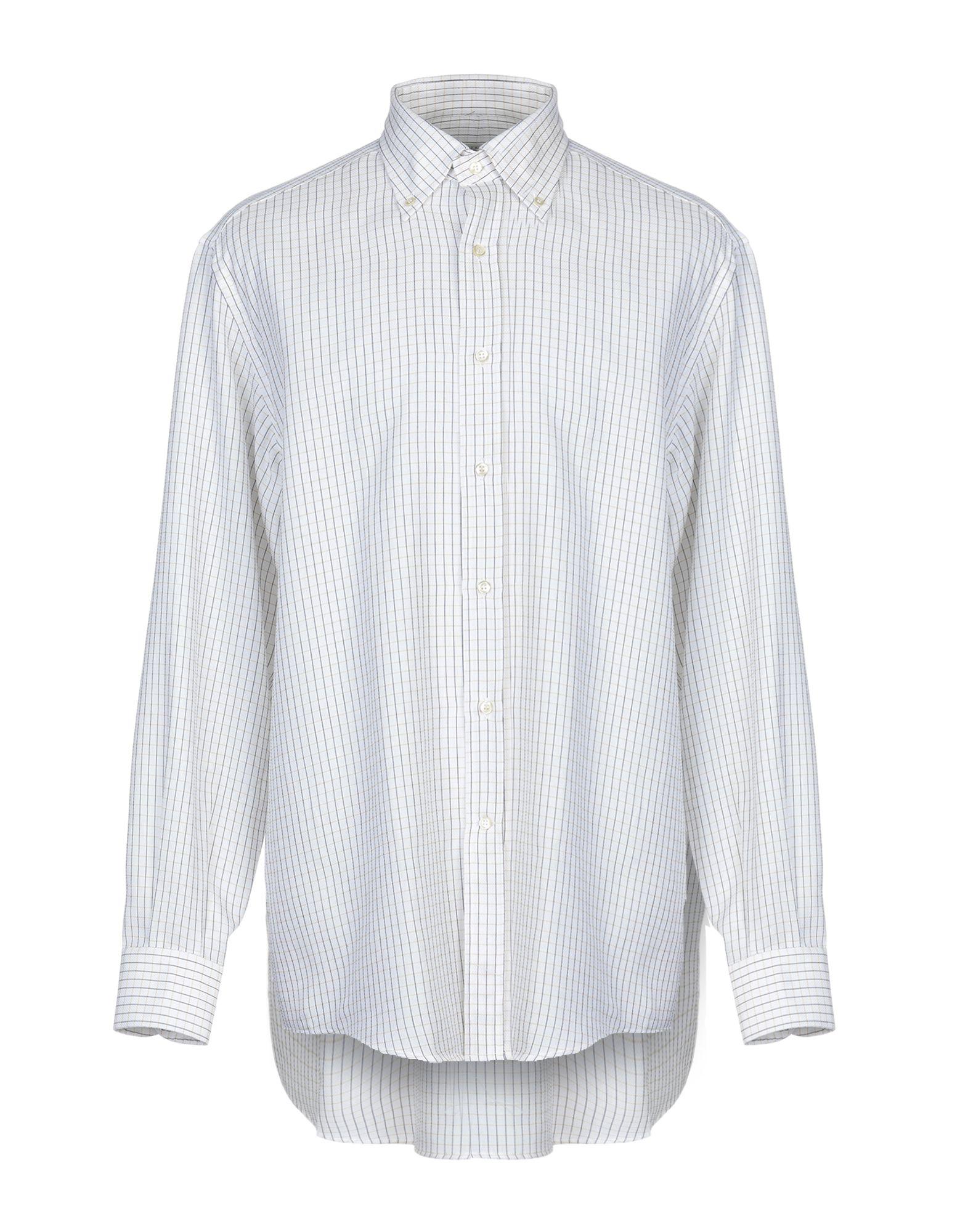 Camicia A Quadri Barking Shirts herren - 38798773Q