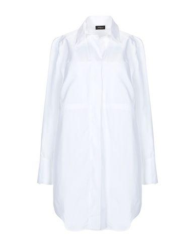 LES COPAINS - Solid color shirts & blouses