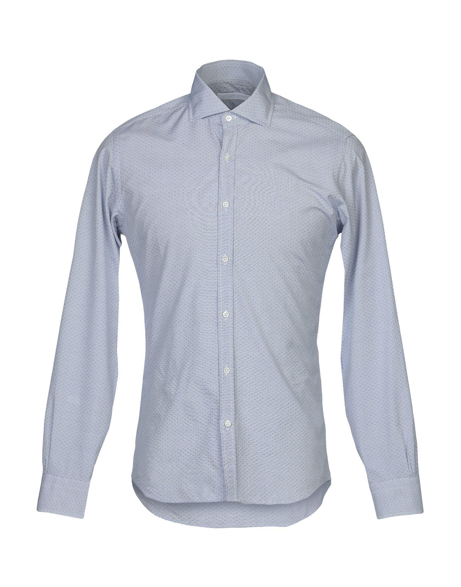 Camicia A Righe Tagliatore herren - 38799328RN