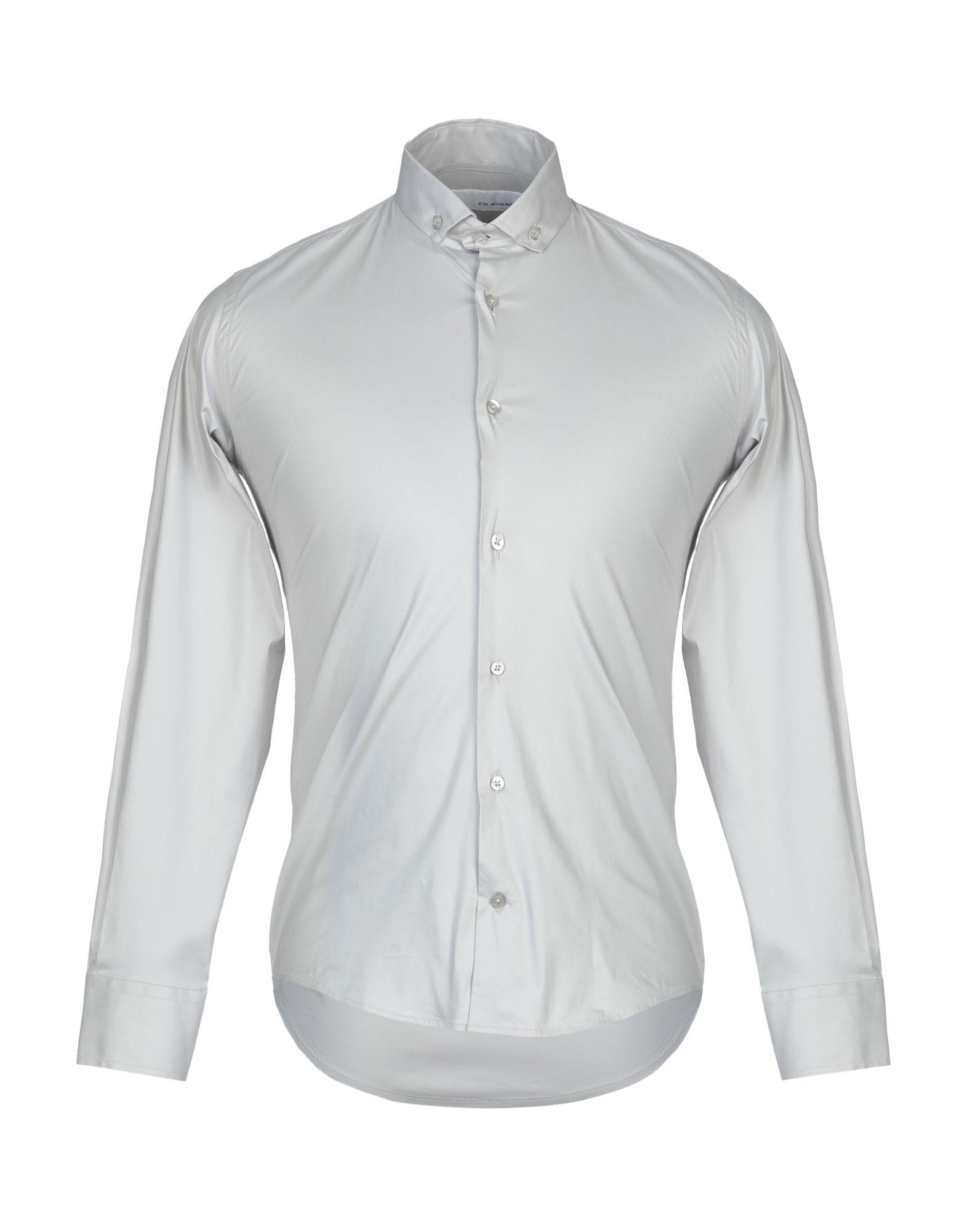 Camicia Tinta Unita En Avance uomo uomo - 38800989MW  Großhandelpreise