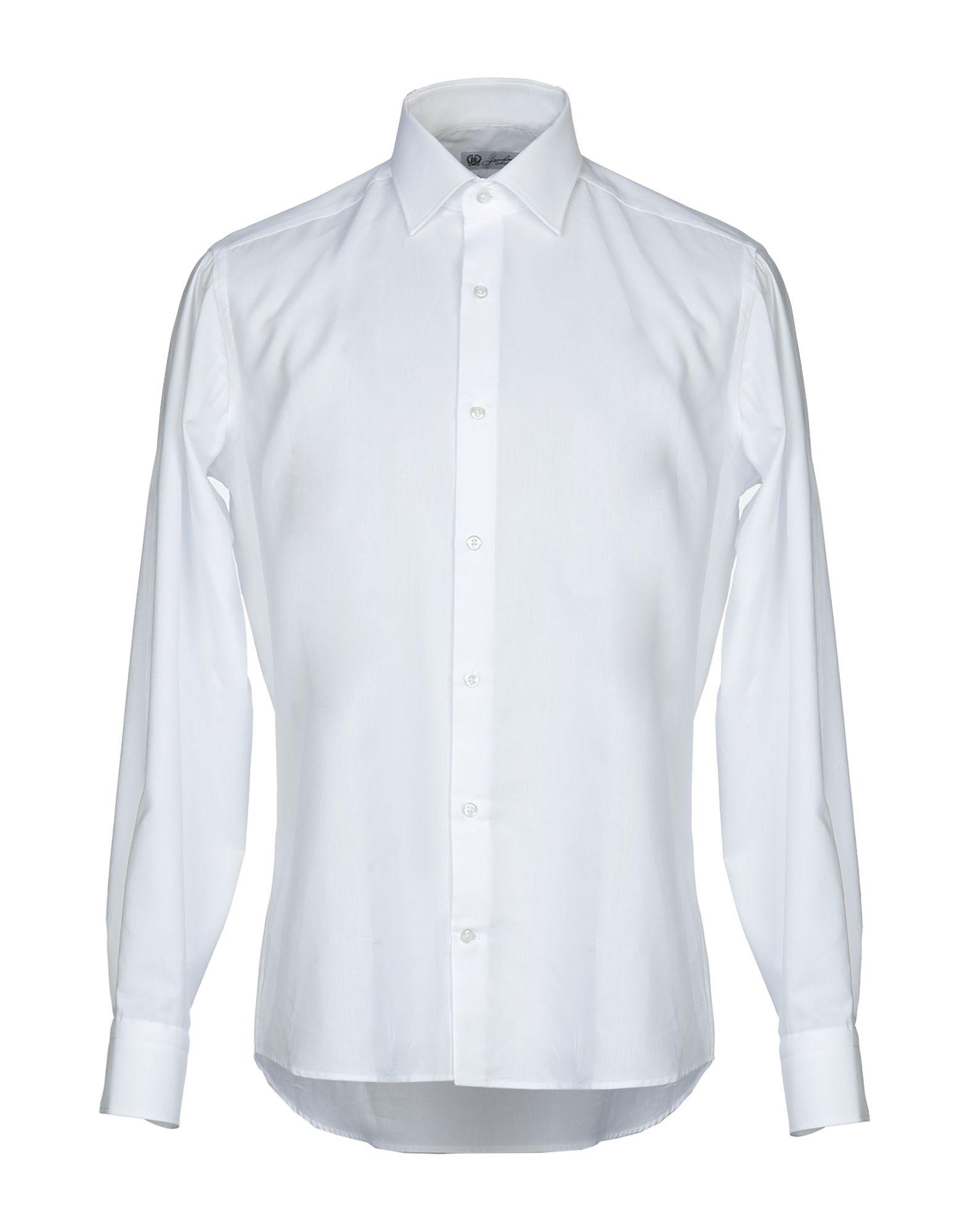 Camicia Camicia Camicia Tinta Unita Berry London uomo - 38801456VD 41a