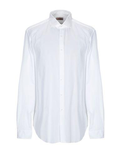 huge discount 1f2bd 85f8f REGENT by PANCALDI & B Camicia tinta unita - Camicie | YOOX.COM