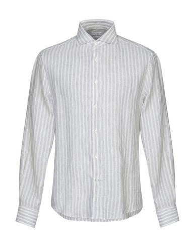 BRUNELLO CUCINELLI - Linen shirt