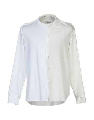 0e71eed601 MAISON MARGIELA Camicia tinta unita - Camicie | YOOX.COM