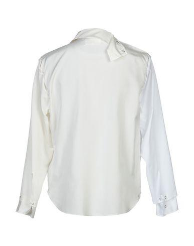 Maison Margiela Solid Color Shirt - Men Maison Margiela Solid Color Shirts online Men Clothing vzohTZHv 60%OFF