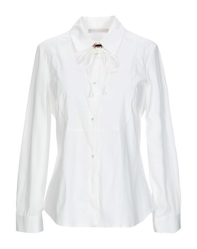 L' AUTRE CHOSE - Solid colour shirts & blouses