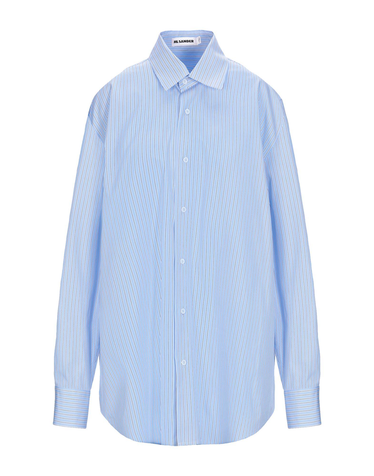 Camicia Camicia Camicia A Righe Jil Sander donna - 38803350MQ 1f1