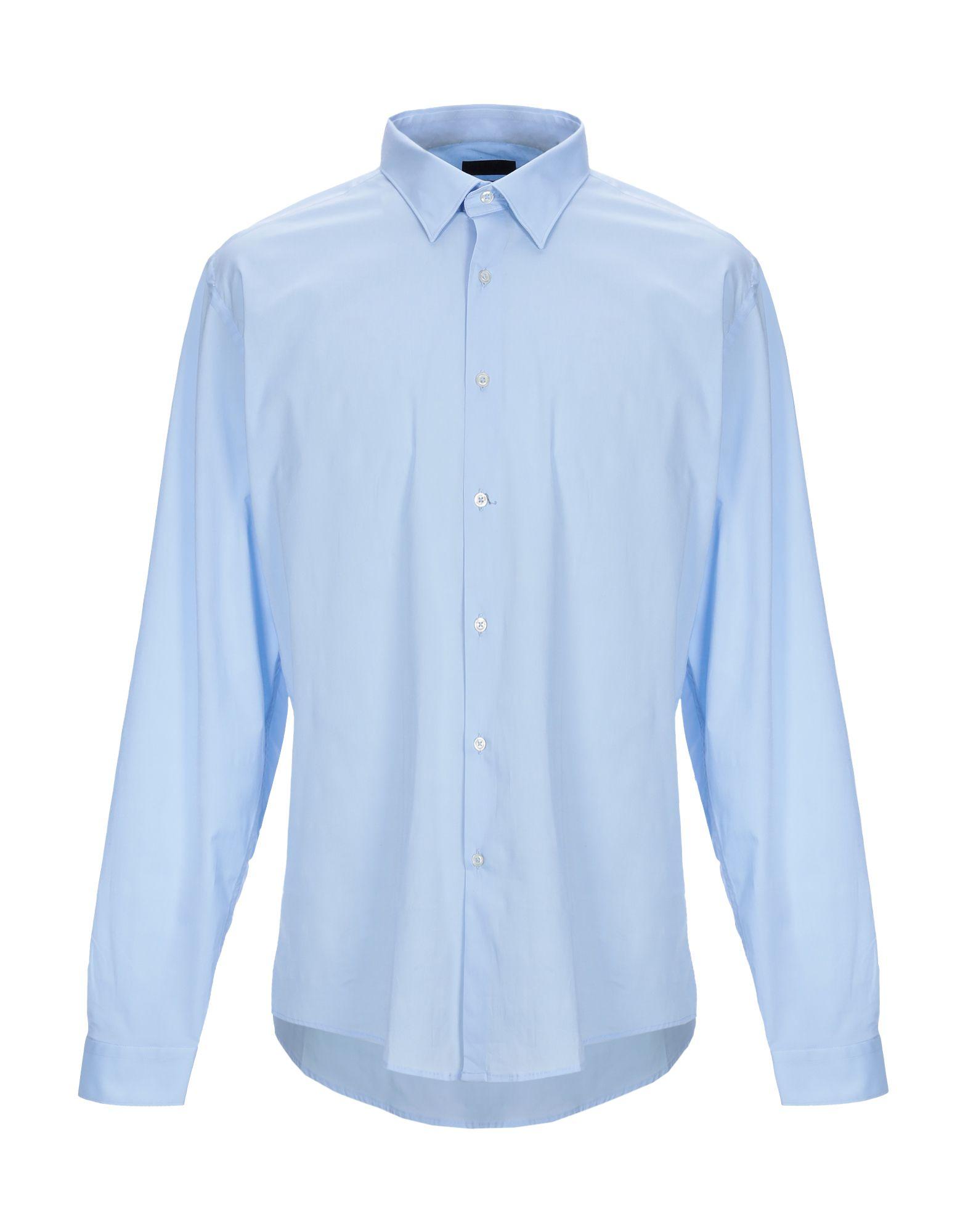 Camicia Camicia Camicia Tinta Unita Liu •Jo Man uomo - 38803597KN 16f
