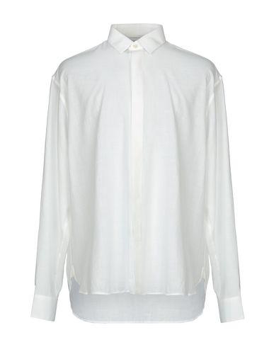 SAINT LAURENT - Solid color shirt