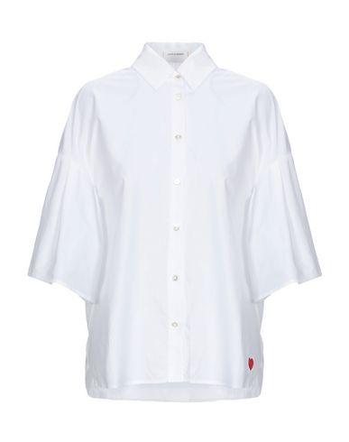 Chinti And Parker Solid Color Shirts & Blouses - Women Chinti And Parker Solid Color Shirts & Blouses online on YOOX United States - 38805542JK