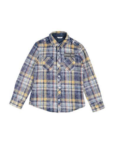 Camicia A Quadri Guess Bambino 3-8 anni - Acquista online su YOOX b9c0967edb28
