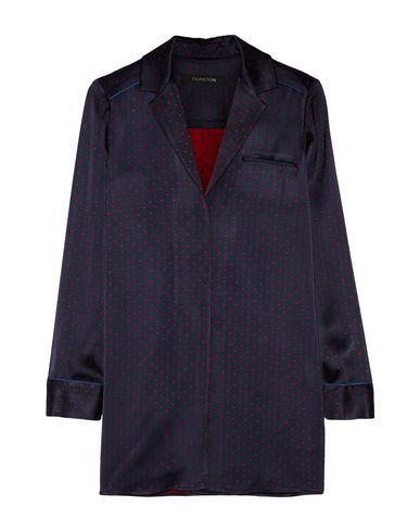 THAKOON Shirts in Dark Blue