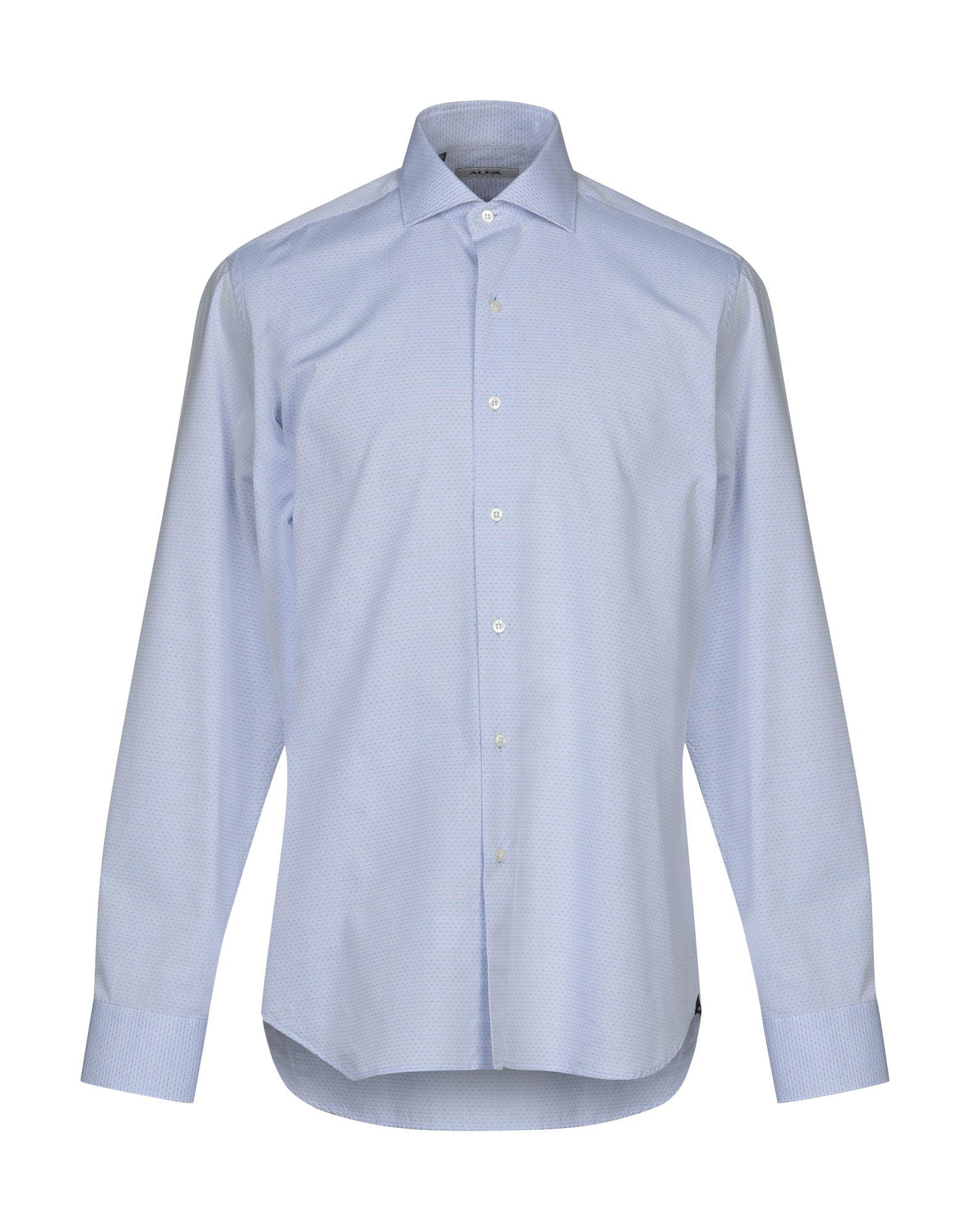 Camicia Fantasia Alea herren - 38806708TA
