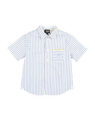 premium selection ee113 a0be5 ARMANI JUNIOR Camicia fantasia - Camicie | YOOX.COM
