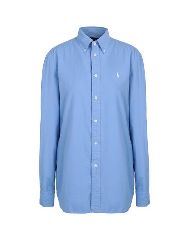998c5d162 Polo Ralph Lauren Relaxed Fit Oxford Shirt - Solid Colour Shirts ...