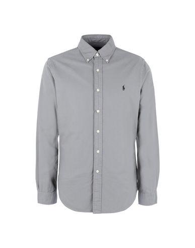 d67d99fca877 Μονόχρωμο Πουκάμισο Polo Ralph Lauren Slim Fit Oxford Shirt - Άνδρας ...