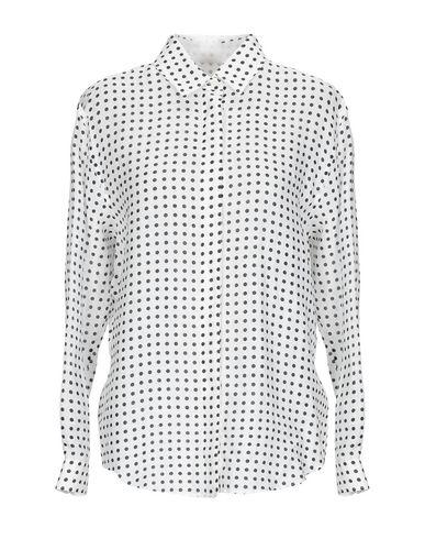 63de98f8a87 Burberry Linen Shirt - Women Burberry Linen Shirts online on YOOX ...