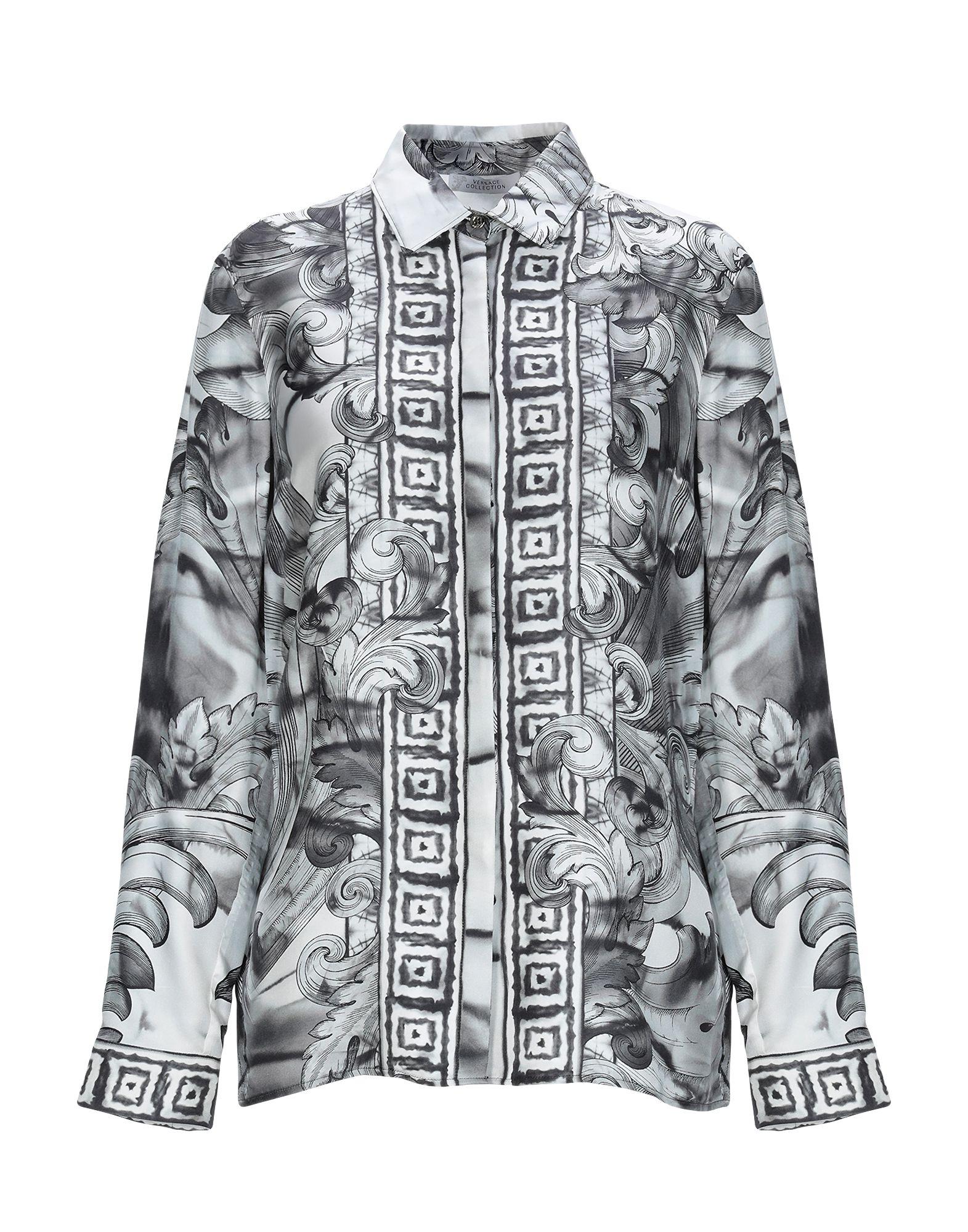Camicie  E Blause Fantasia Versace Collection damen - 38808311HG