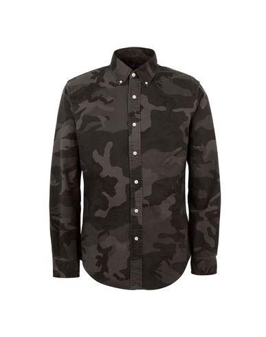 buy online 2ab49 24a89 POLO RALPH LAUREN Camicia fantasia - Camicie | YOOX.COM