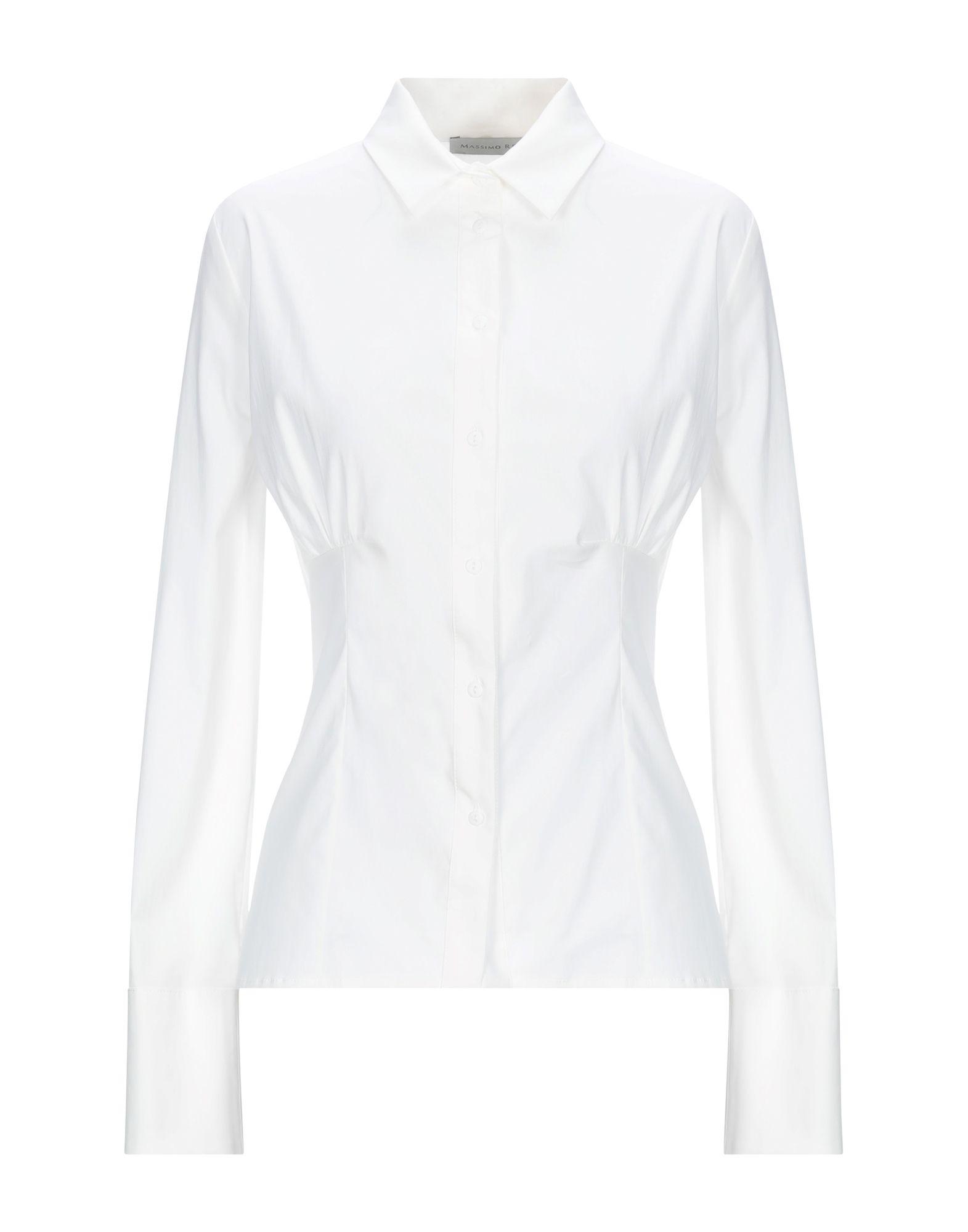 Camicie E bluse Tinta Unita Massimo Rebec  donna - - 38808799FD