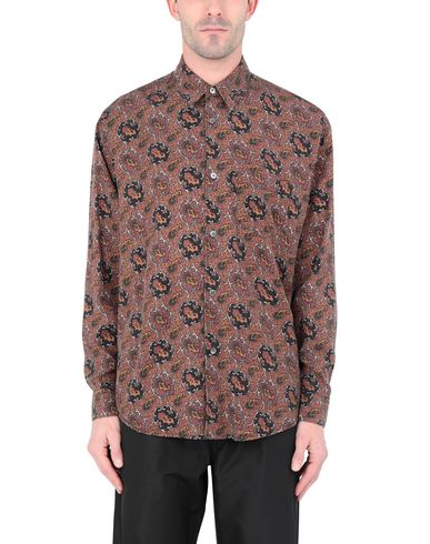 Our Legacy Initial Shirt Tb Print - Patterned Shirt - Men Our Legacy Patterned Shirts online Men Clothing 7AnRYtMD new