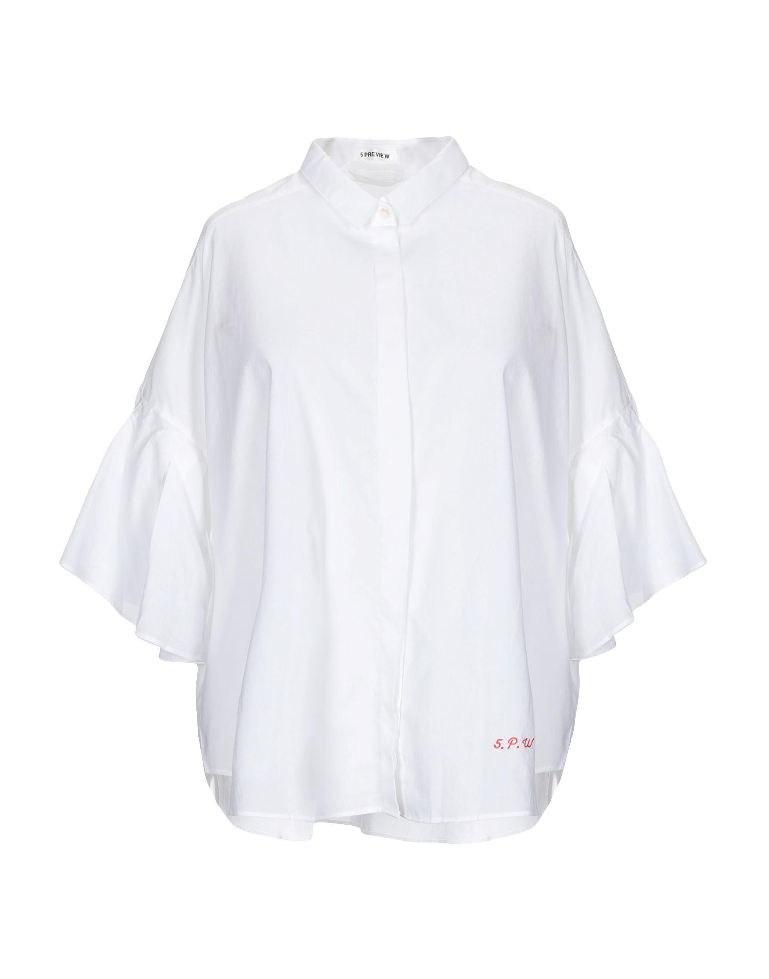 Camicia A Righe Righe Righe 5Preview donna - 38809261XV ec7