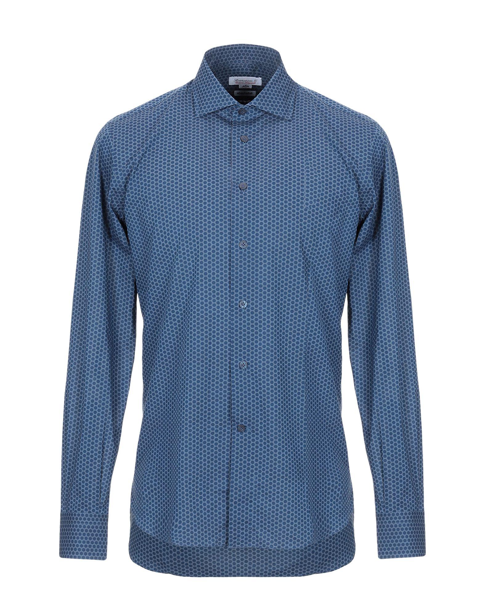 Camicia Camicia Camicia Fantasia Brancaccio C. uomo - 38809499TL 192