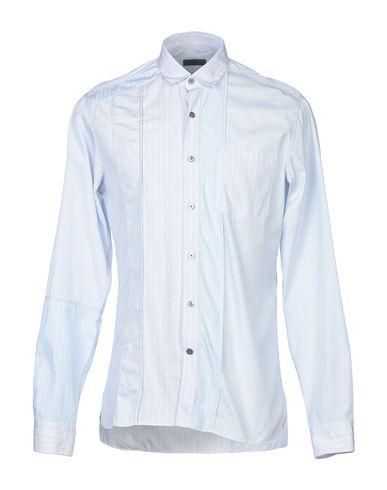 fa83eeb1717aeb Camicia A Righe Lanvin Uomo - Acquista online su YOOX - 38810134SX