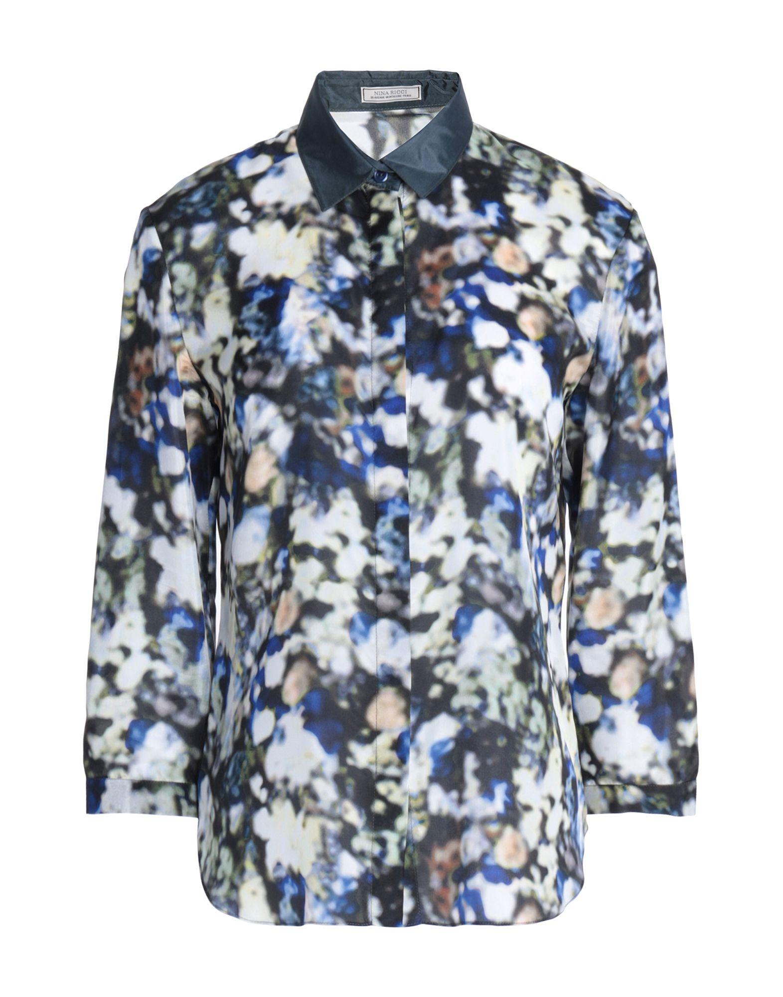 e52f985e92ac Camisas Y Blusas De Seda Nina Ricci Mujer - Camisas Y Blusas De Seda ...