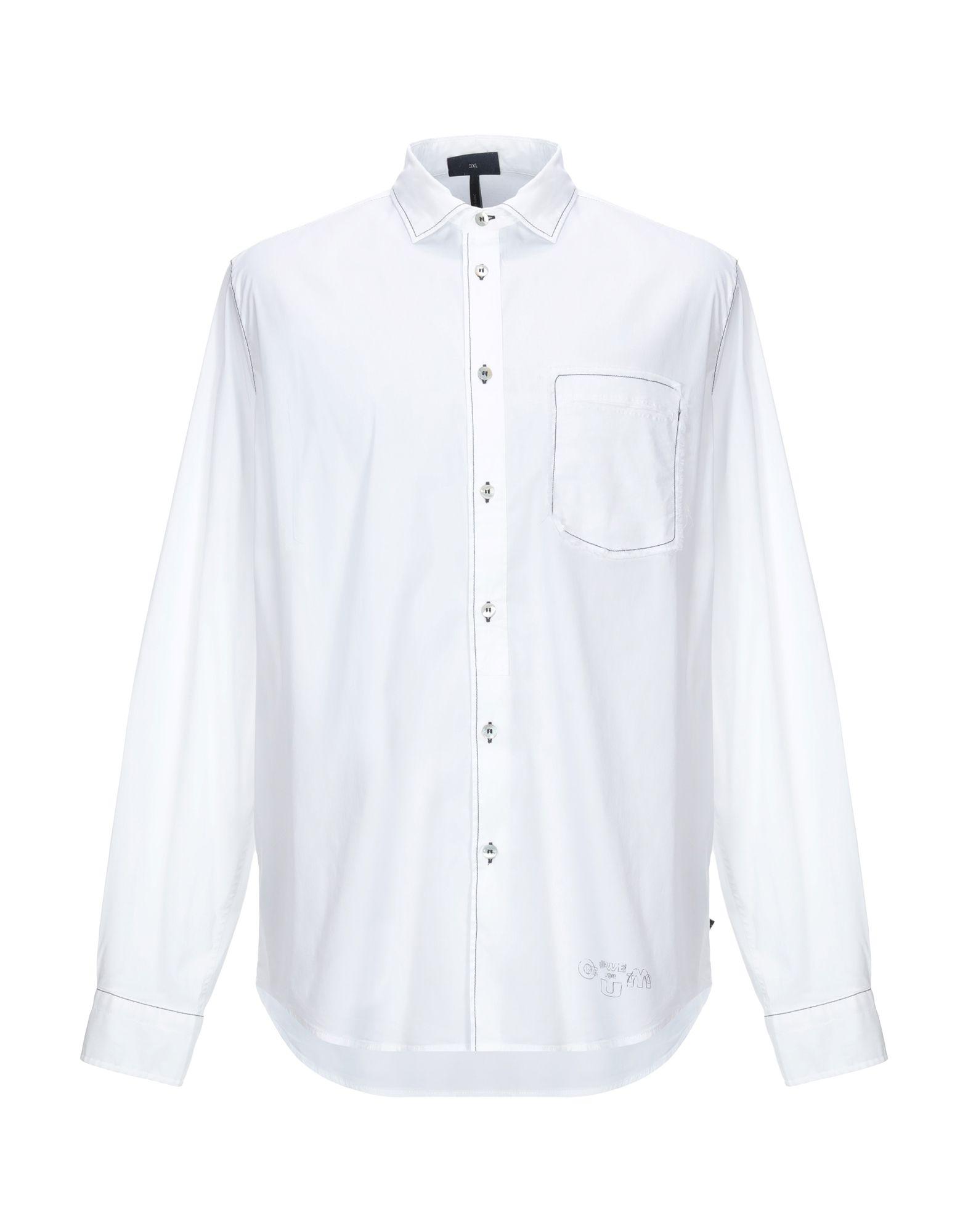 Camicia Tinta Unita Armani Jeans Jeans uomo - 38810839QT  offizielle Website