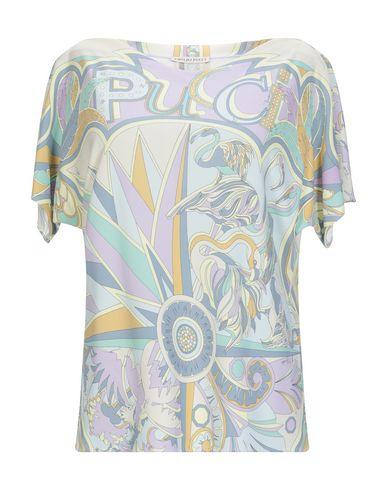 b44baf3a02fa Emilio Pucci Blouse - Women Emilio Pucci Blouses online on YOOX ...