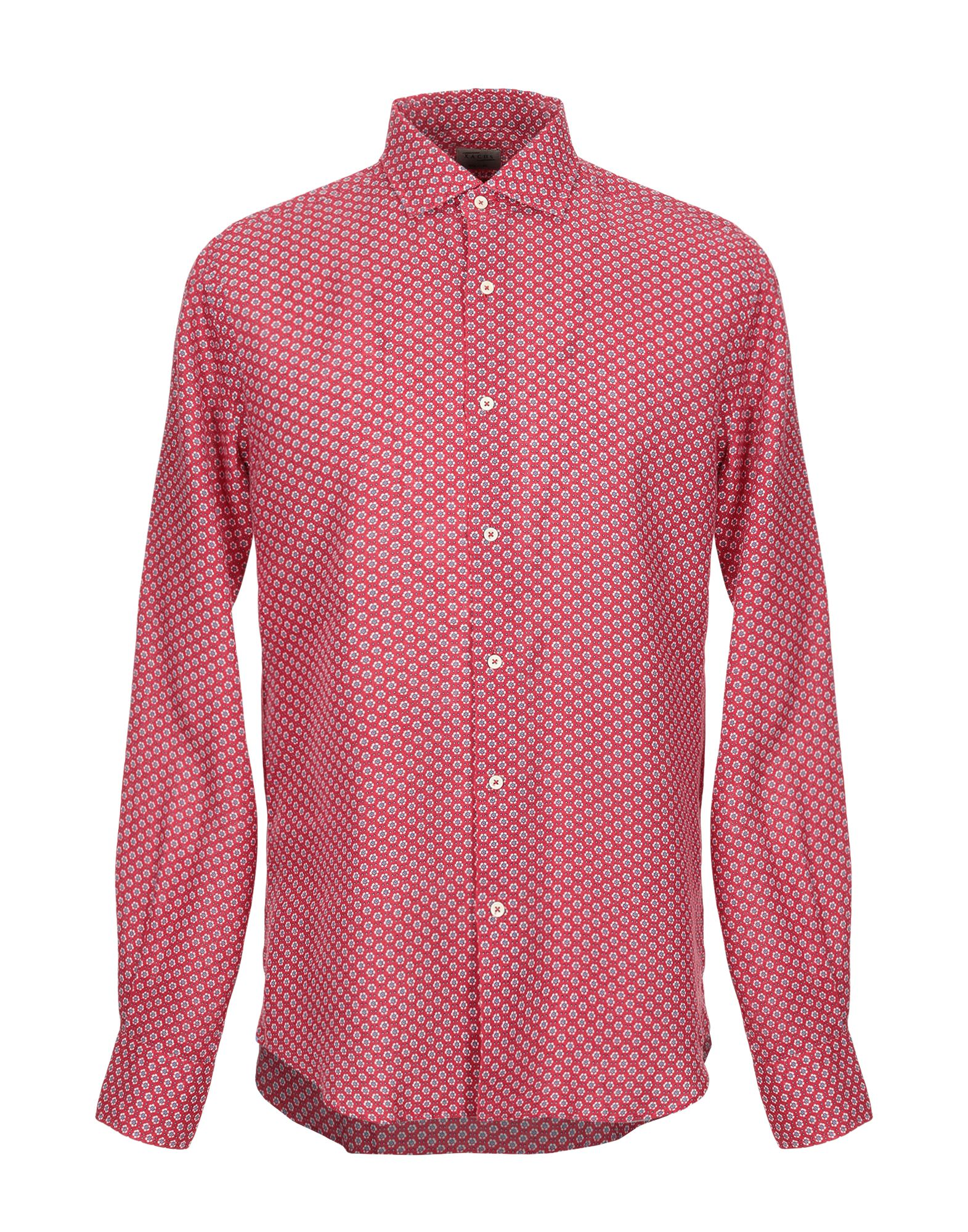 Camicia Fantasia Xacus uomo - - - 38810963NK 871