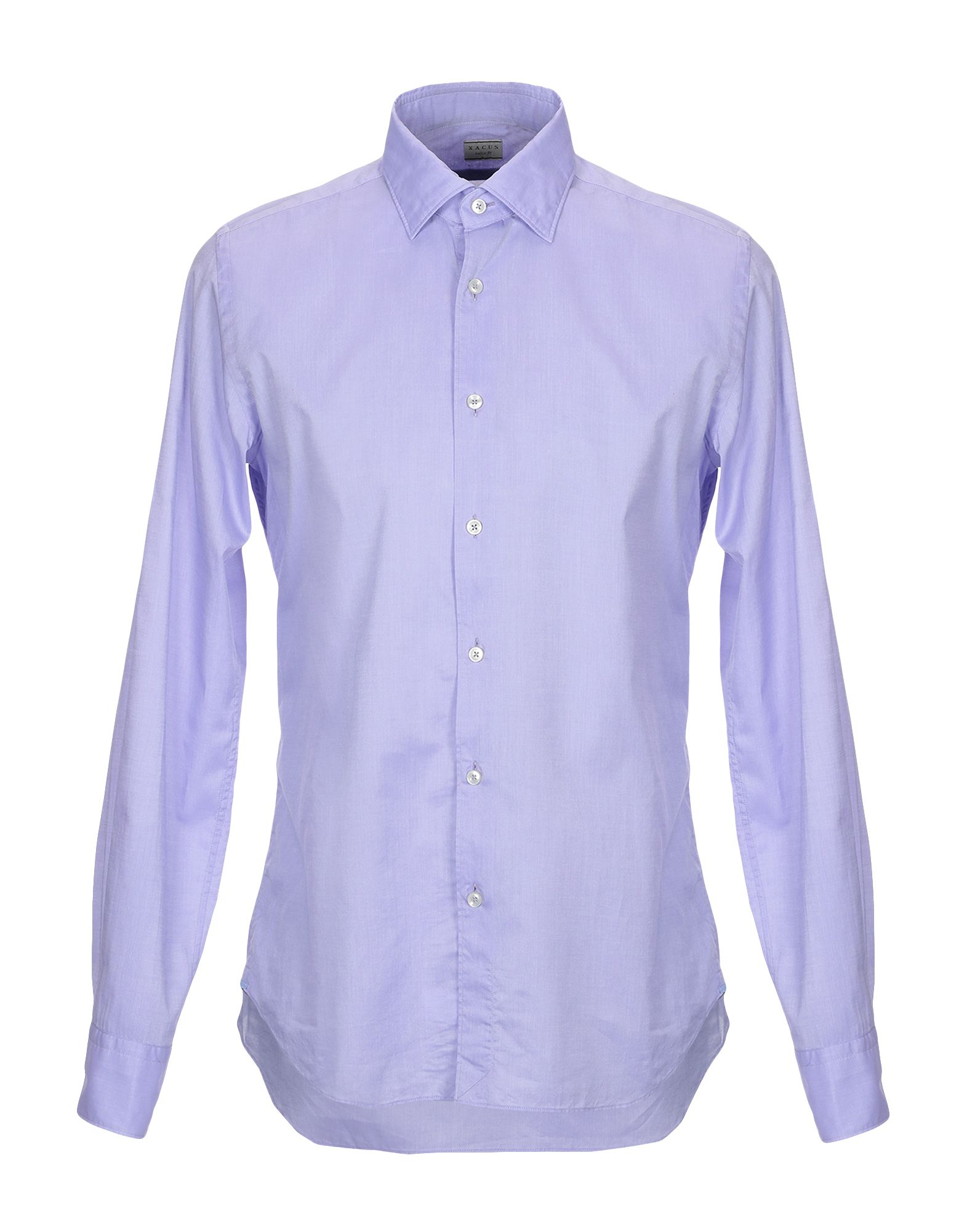0b8e8e730f91 Xacus Solid Color Shirt - Men Xacus Solid Color Shirts online on ...