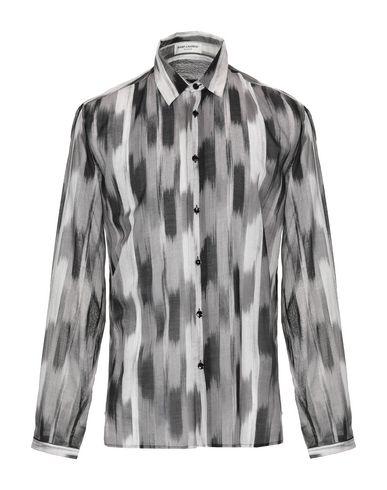 SAINT LAURENT - Patterned shirt