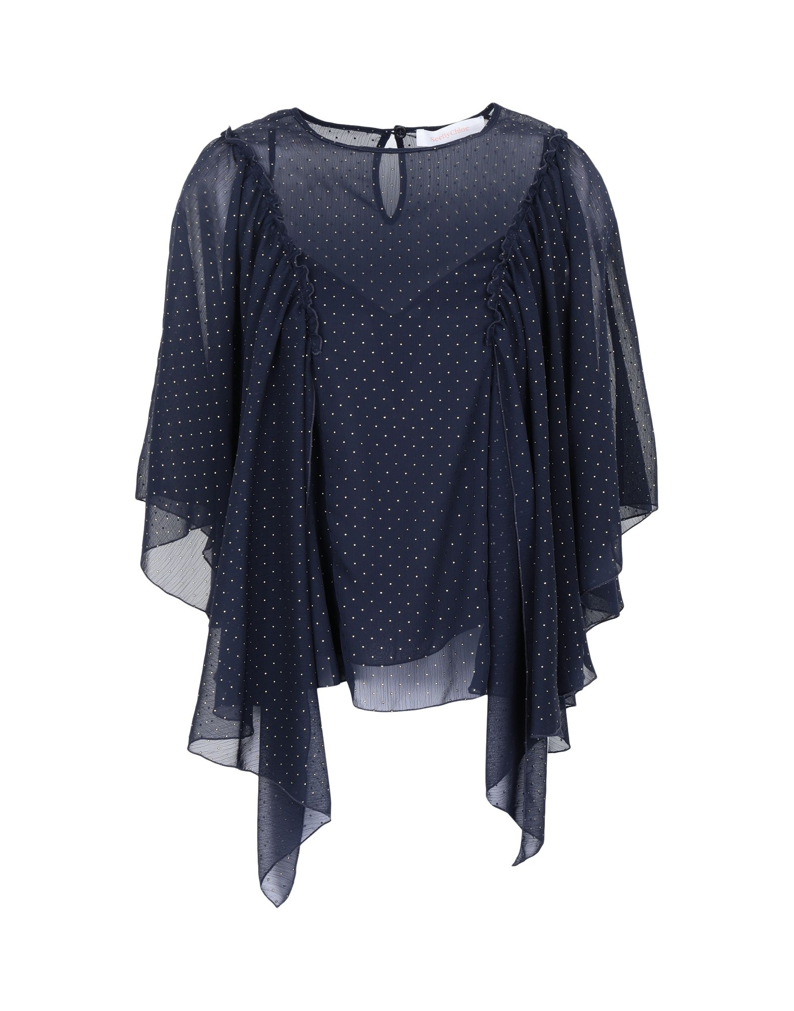 blusa See By Chloé donna - 38811977RP 38811977RP  100% authentisch