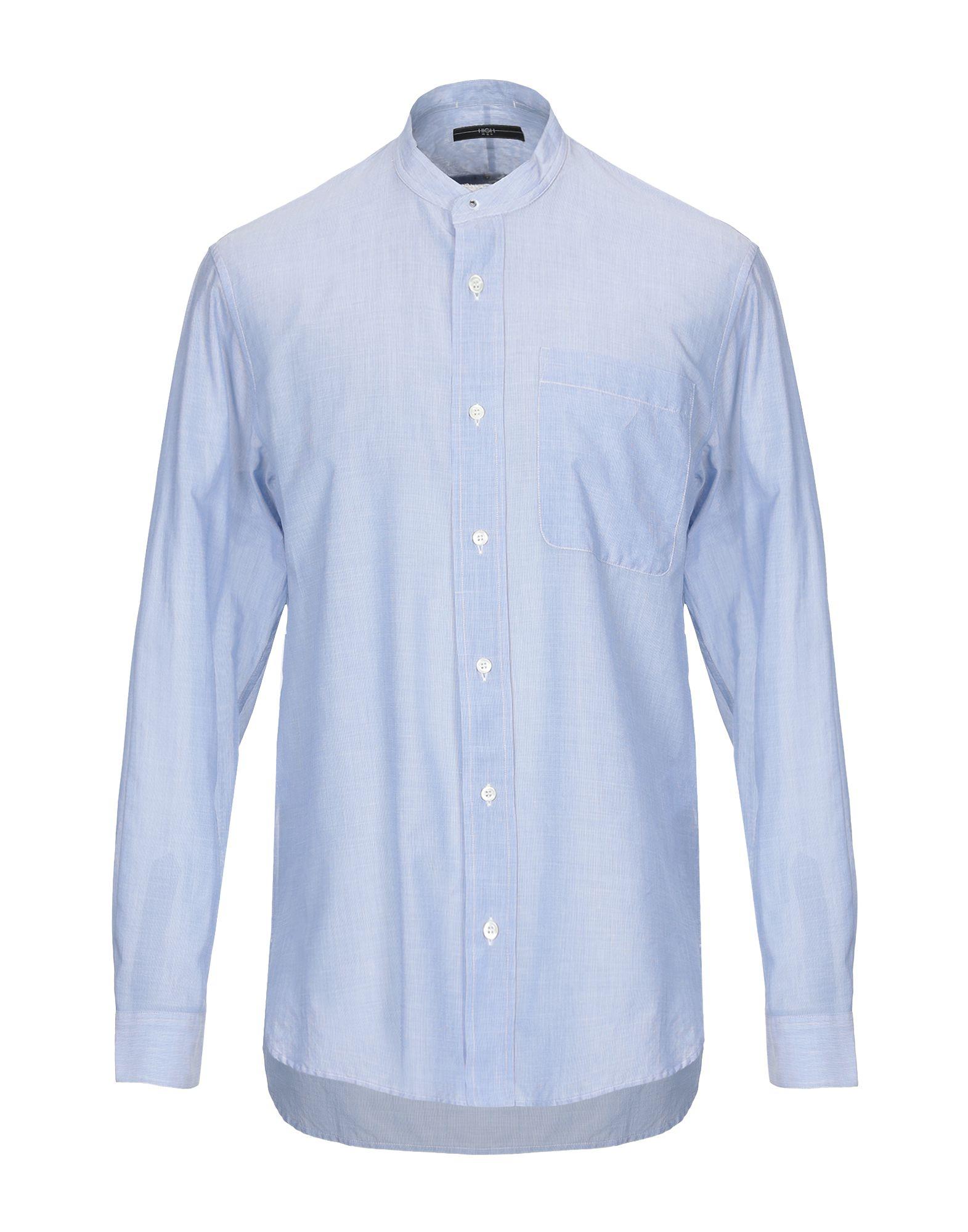 Camicia Tinta Unita High By Claire Campbell uomo uomo uomo - 38812019JM 29b