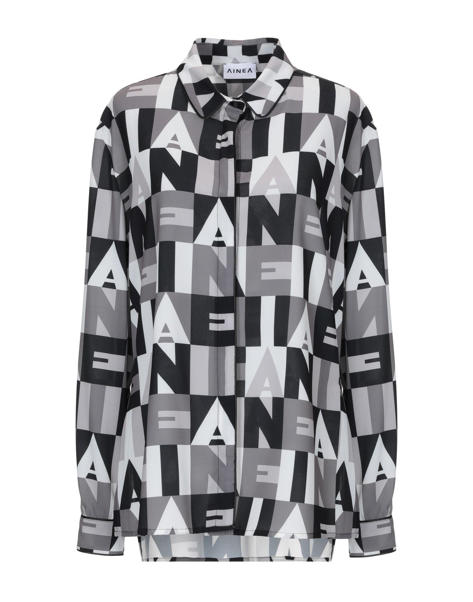 Camicie  E bluse Fantasia Ainea Ainea donna - 38812577RC  neu eingebrannt