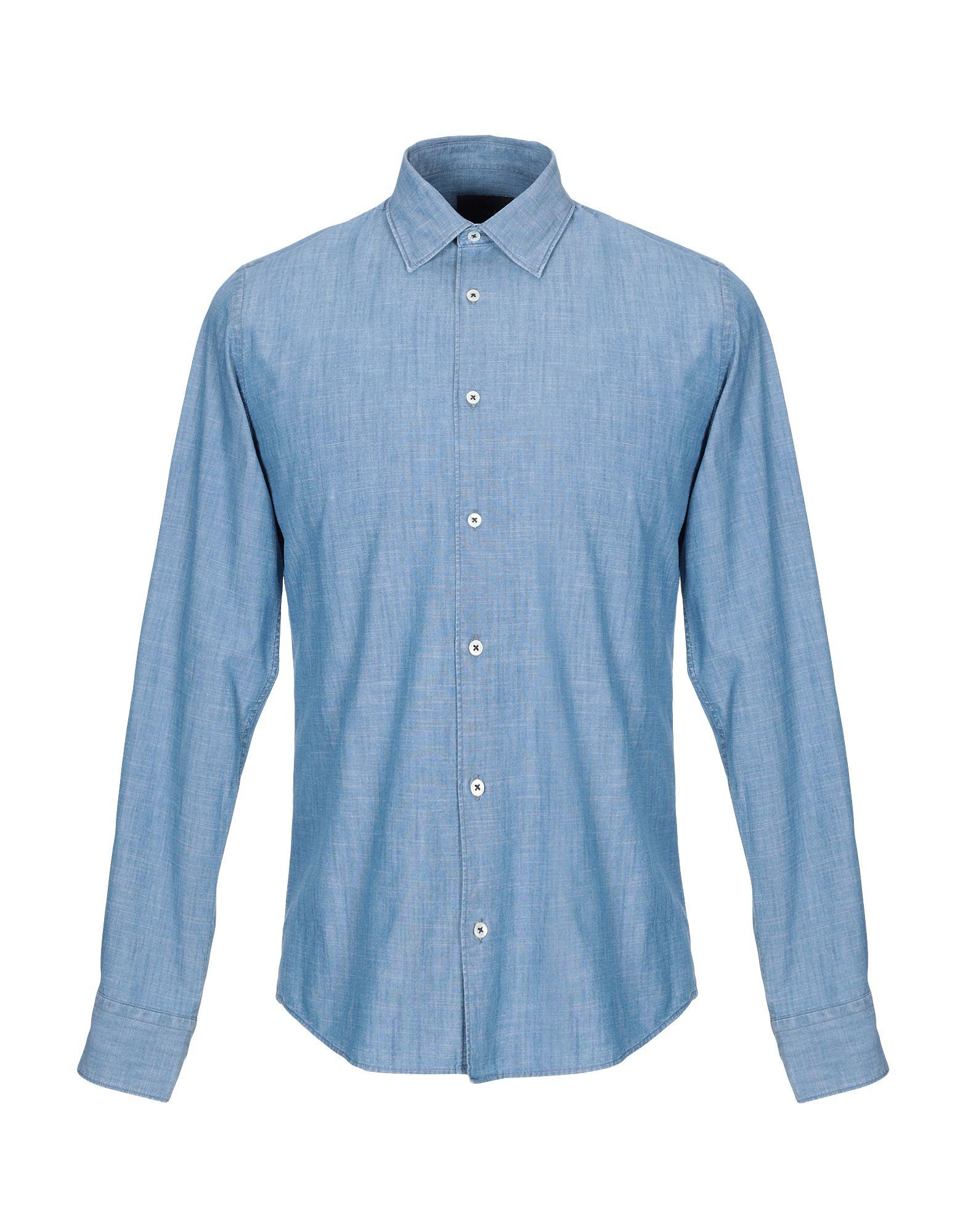 Camicia Tinta Unita Altea herren - 38813141MA