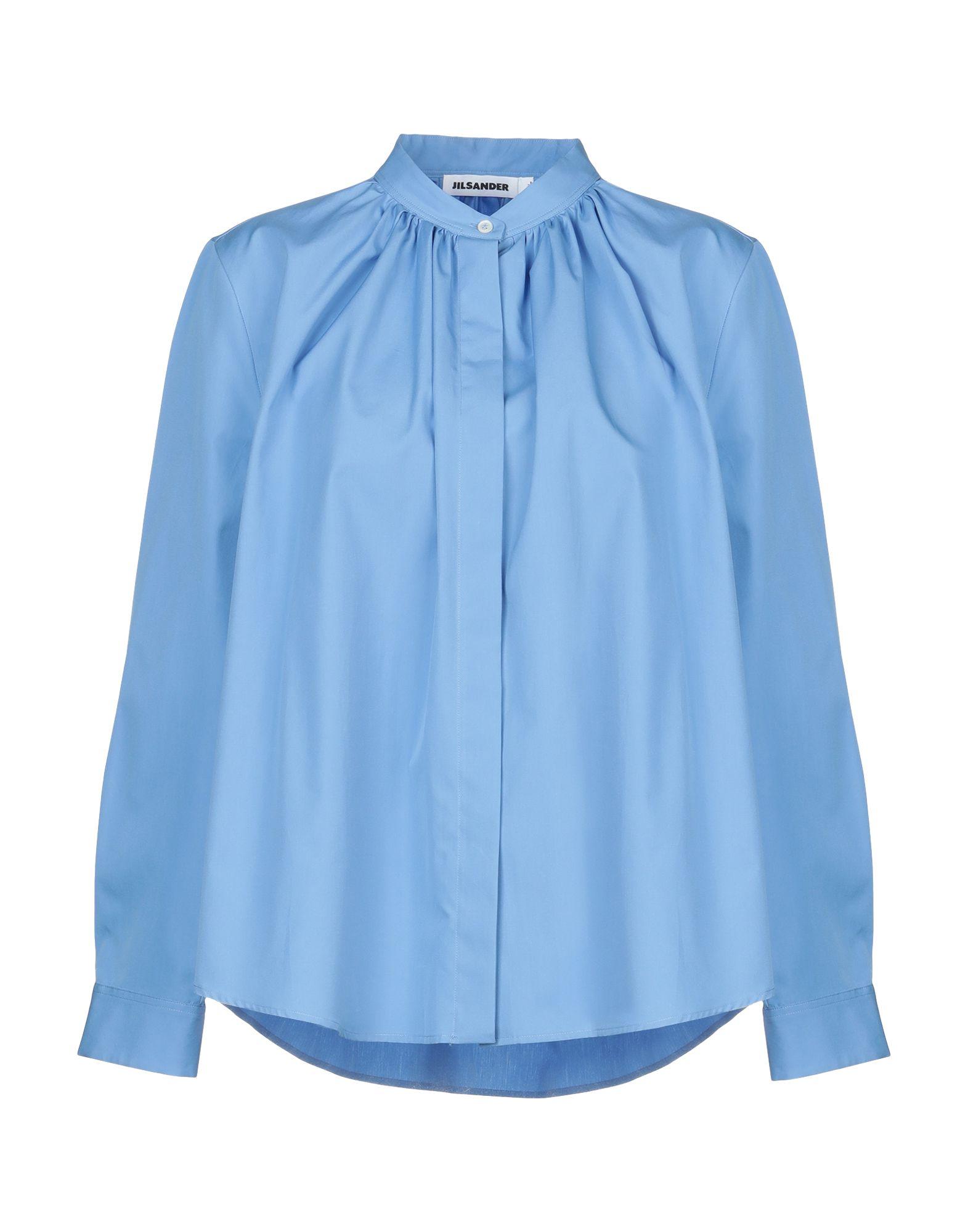 Camicie E Blause Tinta Unita Jil Sander damen - 38813407IU