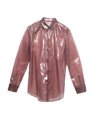 JIL SANDER - Solid color shirts & blouses