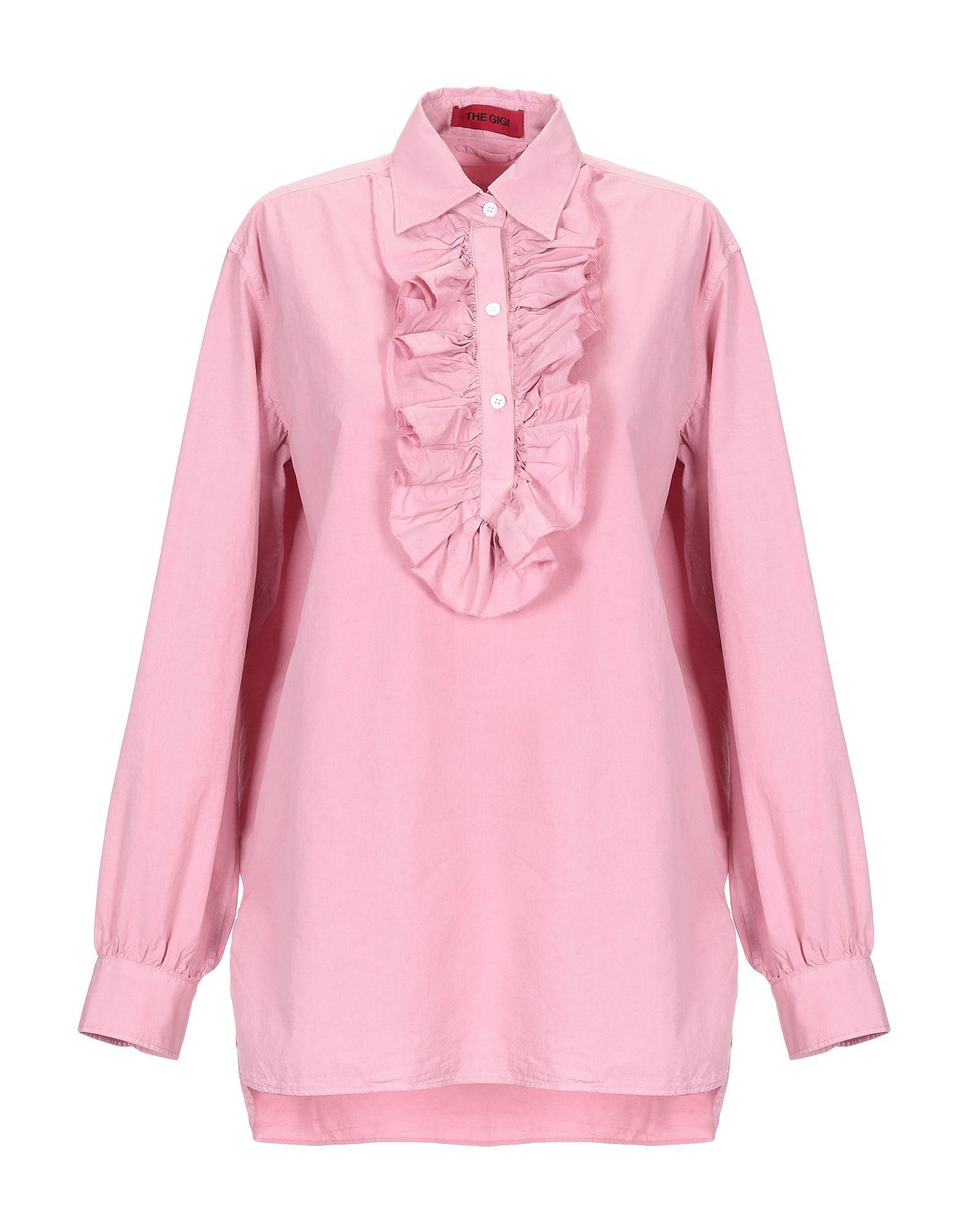 Camicie E Blause Tinta Unita The Gigi damen - 38813630MS