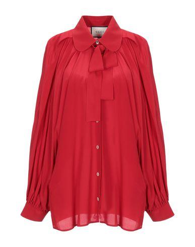4e4e9b318574f7 Gucci Silk Shirts   Blouses - Women Gucci Silk Shirts   Blouses ...