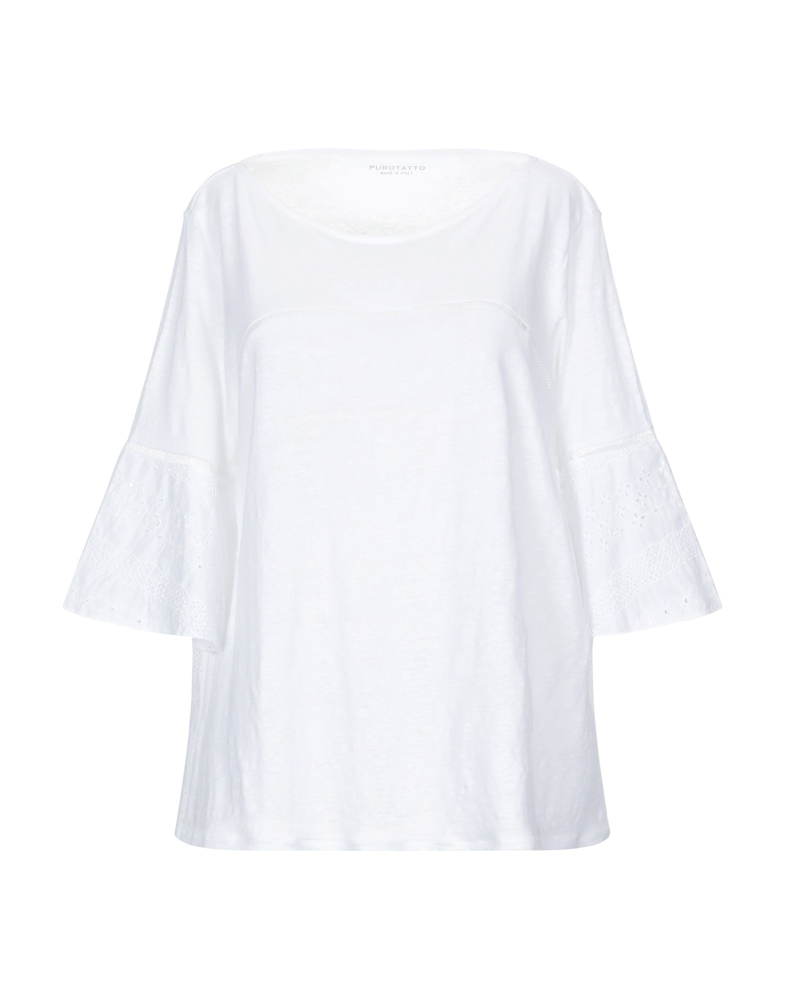 T-Shirt T-Shirt Purossoatto donna - 38814178SB