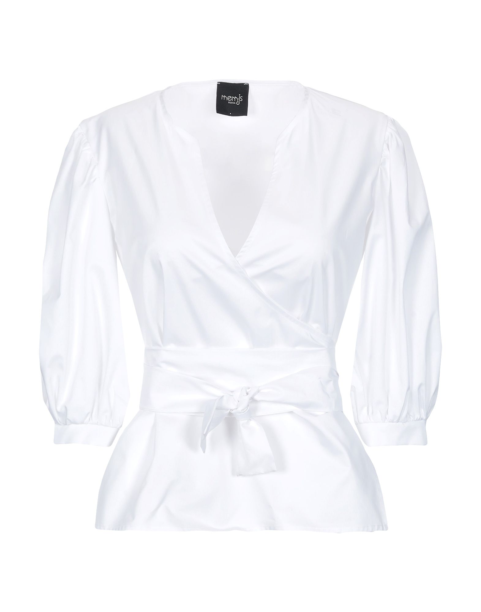 Camicie E bluse Tinta Tinta Tinta Unita Mem.Js donna - 38814326NW dd3