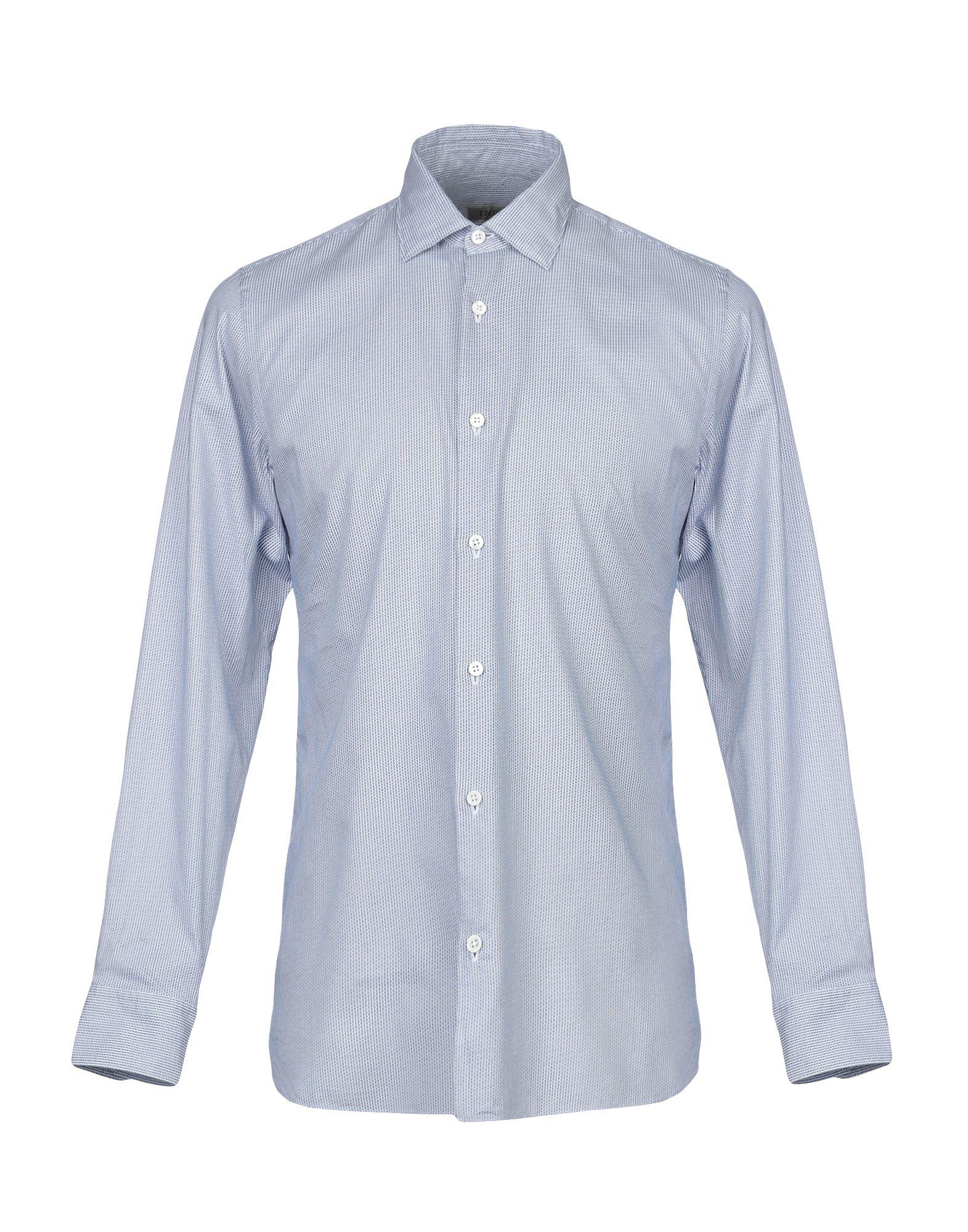 Camicia Fantasia Zzegna uomo - 38814643Q    9e5