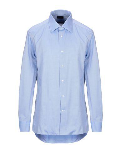 95ad8d0603c37 Ermenegildo Zegna Solid Color Shirt - Men Ermenegildo Zegna Solid ...