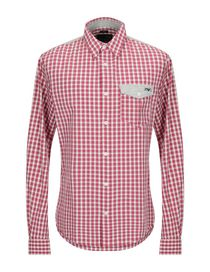 b213a1baddb63 Armani Jeans Herren - Hemden Armani Jeans - YOOX